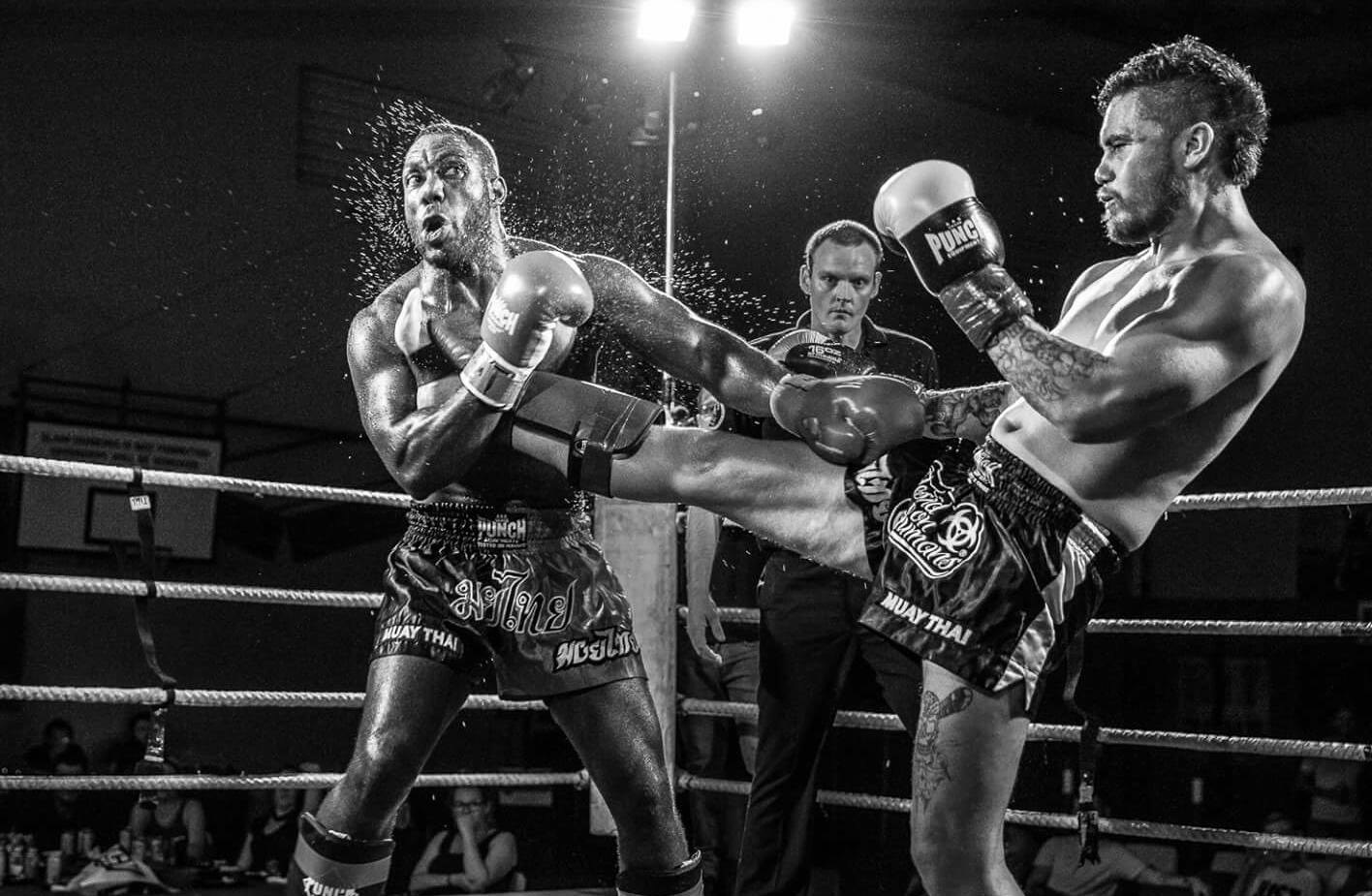 Punch Boxing Gloves NZ