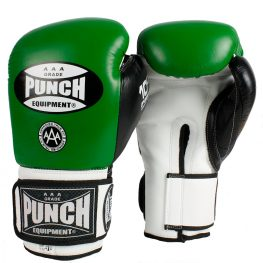 PBG5 Green Boxing Gloves