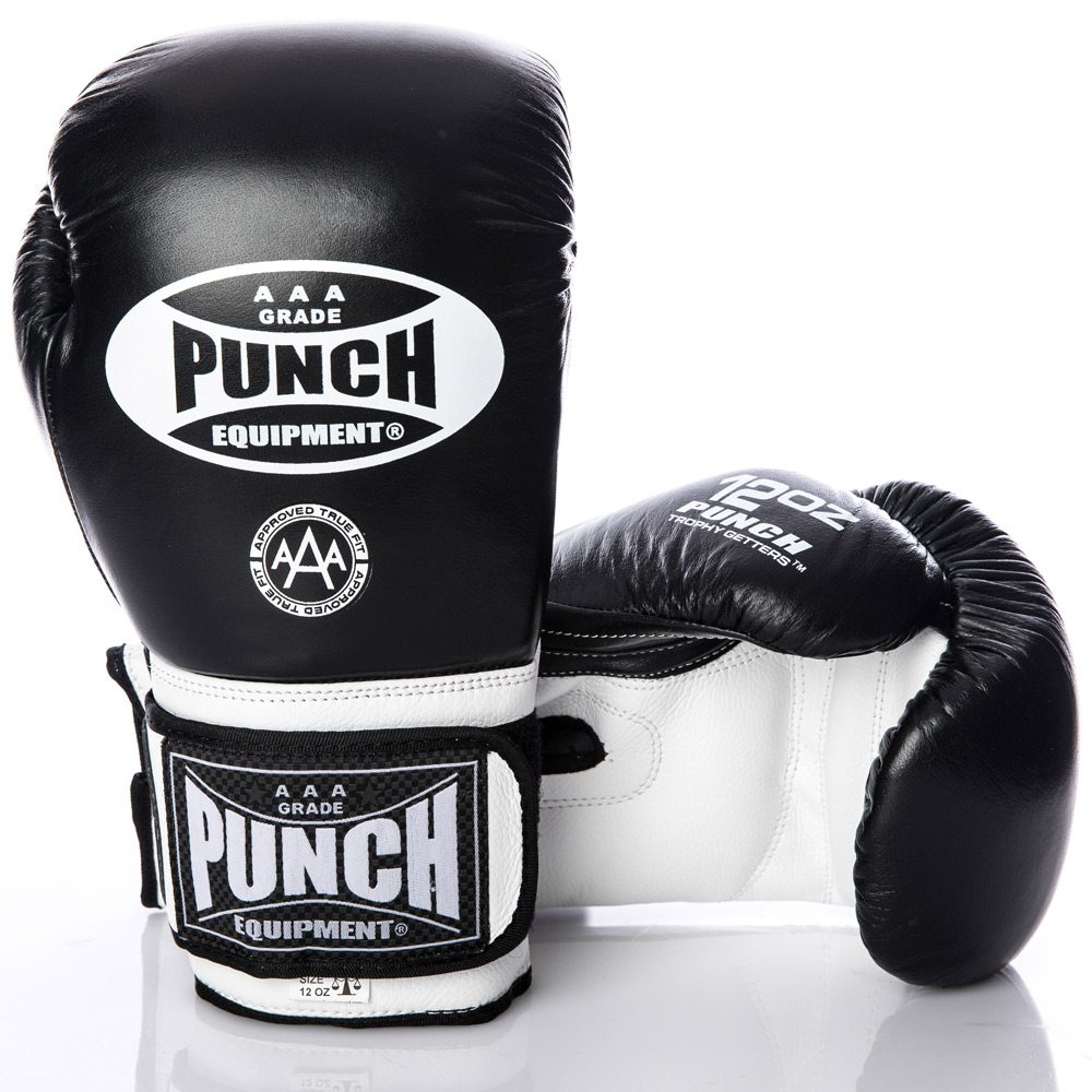 Punch Black Trophy Getters 12oz