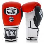 Punch Boxing Gloves Trophy Getters Red