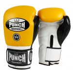 Punch Boxing Gloves Trophy Getters Yellow 2019