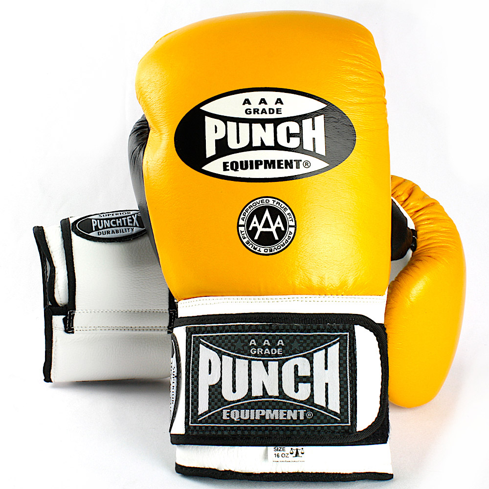 Punch Trophy Getters Yellow