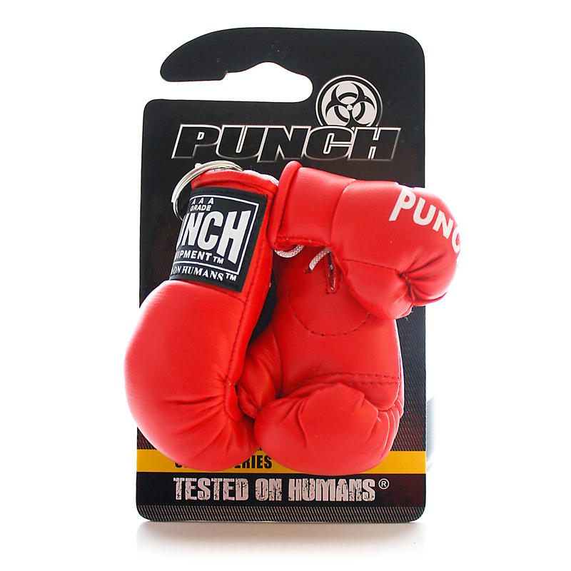 Mini Boxing Gloves Pack Red