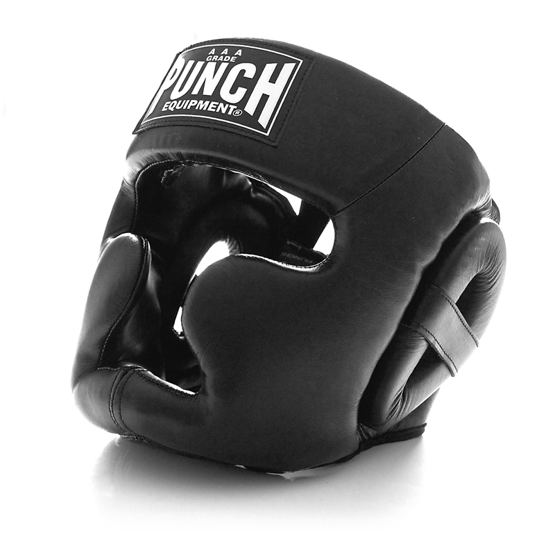 Full Face Boxing Headgear Front