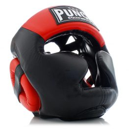 Headgear Boxing Red Trophy Getters