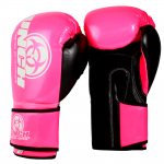 Pink Black Boxing Glove