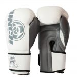 White / Grey Urban Boxing Glove