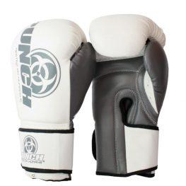 White / Grey Urban Boxing Glove