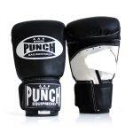 Black Punch Boxing Bag Gloves