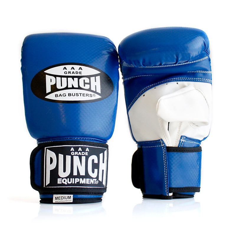 Blue Boxing Bag Busters Online