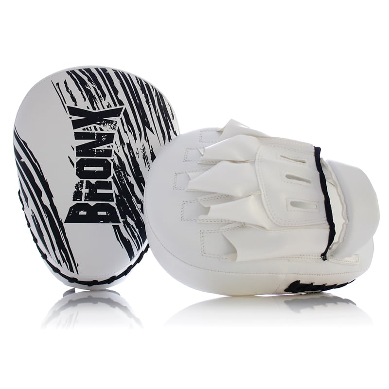 Focus Pads for Fitness Bronx White