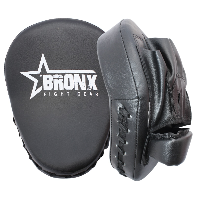 Boxing Focus Pads Black Bronx