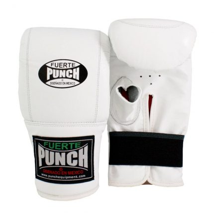 White Mexican Bag Gloves Online