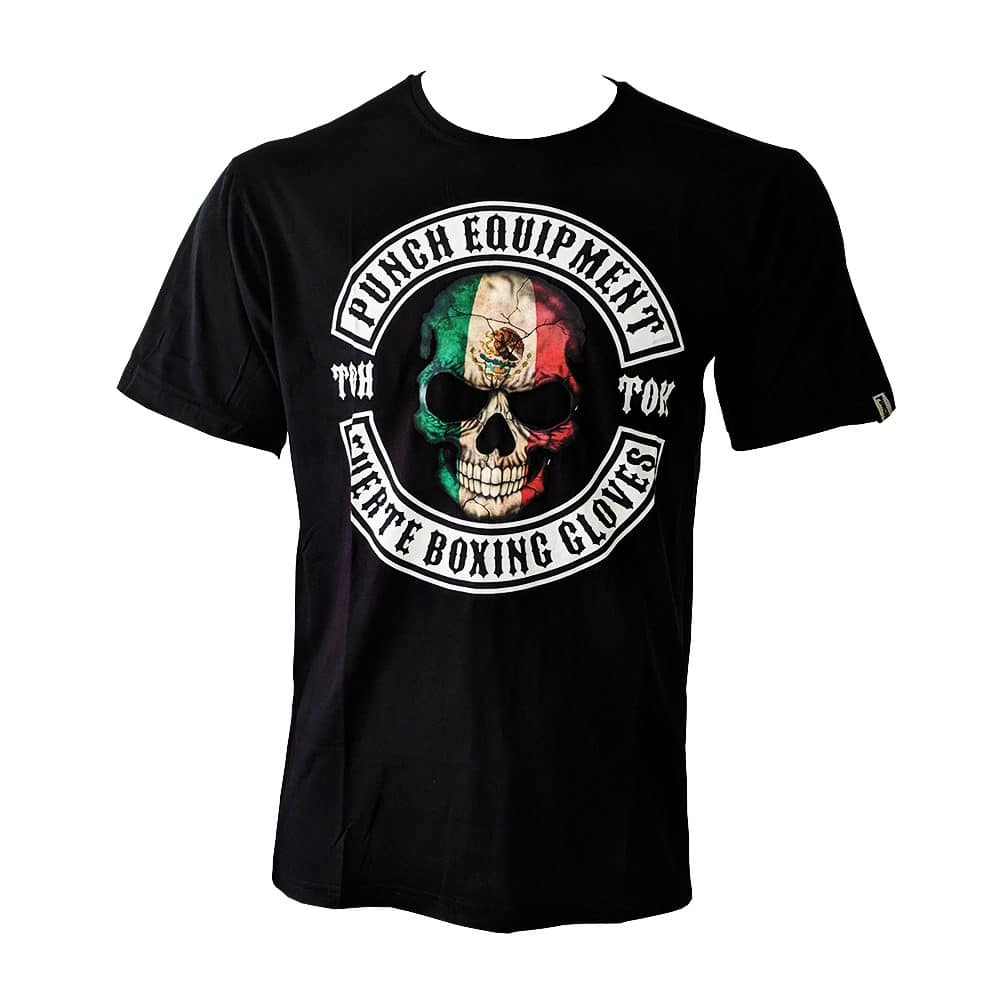 Mexican Black T Shirt