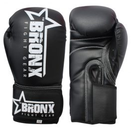 Punch Fitness Gloves Black Bronx