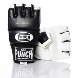 Punch Large Black Mma Debt Mitts