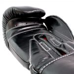 Black Leather Mexican Glove