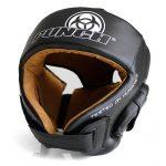 Black Urban Open Face Headgear W