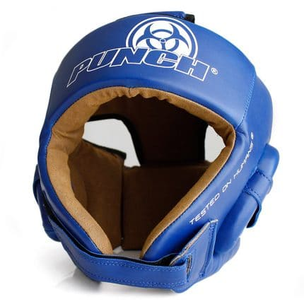Blue Urban Open Face Headgear W