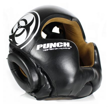 Urban Full Face Boxing Headgear