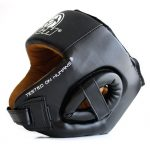 Side Urban Open Face Boxing Headgear