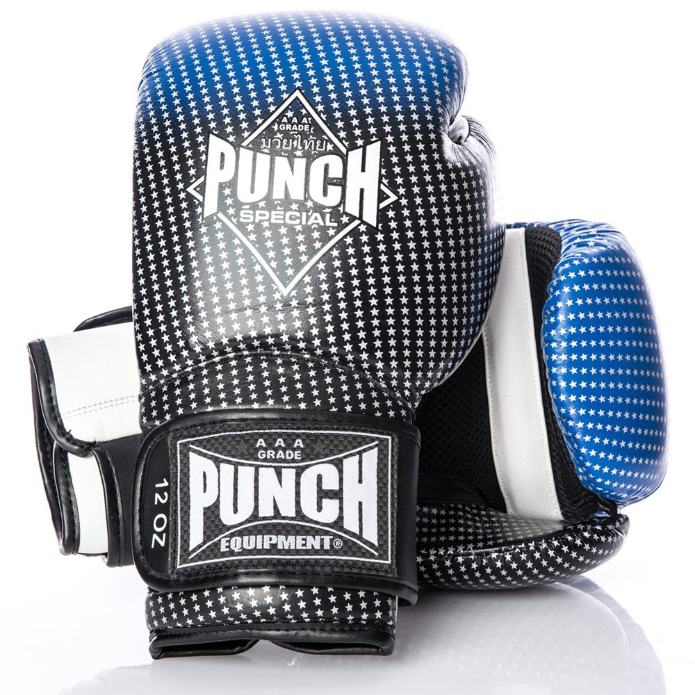 Punch Special Blue Thai Glove