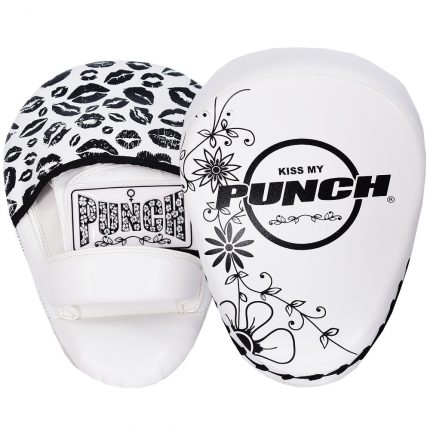 Focus Pads for Women Black White