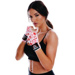 Hand Wraps for Women Red Pink White