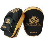 Cobra Focus Pad Black Gold