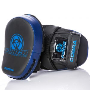 Punch Cobra Blue Black Pad