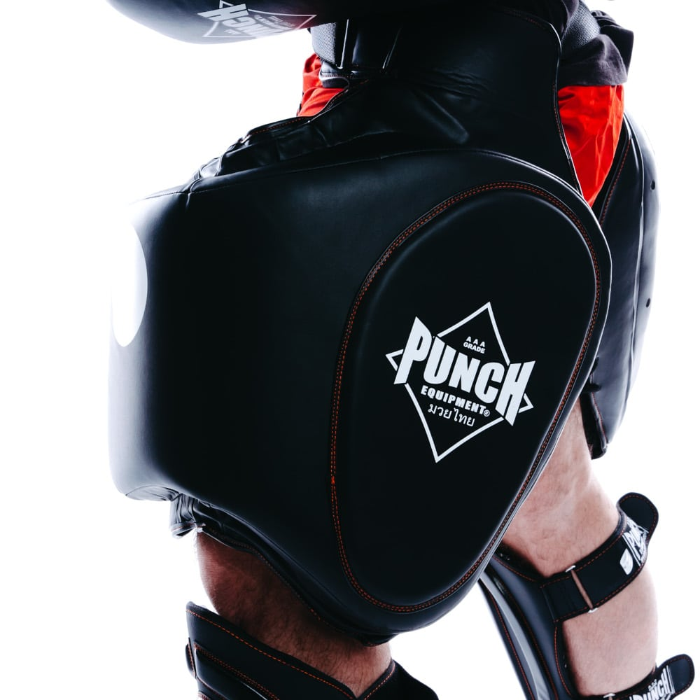 Punch Black Diamond Thigh Pads1