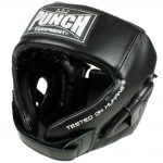 Punch Open Face Head Gear 3