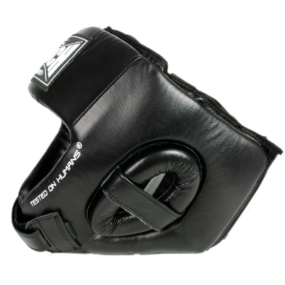 Punch Open Face Headgear 1