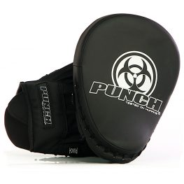 Urban Focus Boxing Pads Matte Black 2020 1