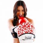 Womens Red Lips Focus Pads
