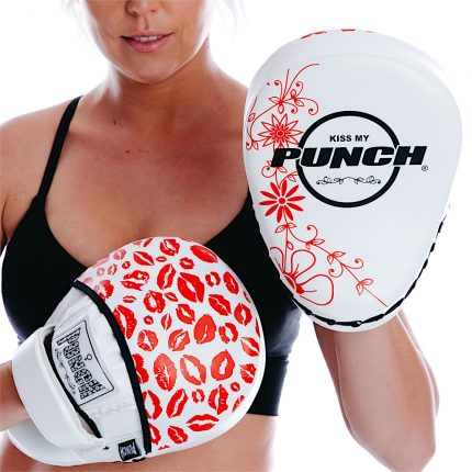 Womens Red Lips Focus Pads 3