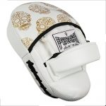 Womens White Focus Pad Close Back