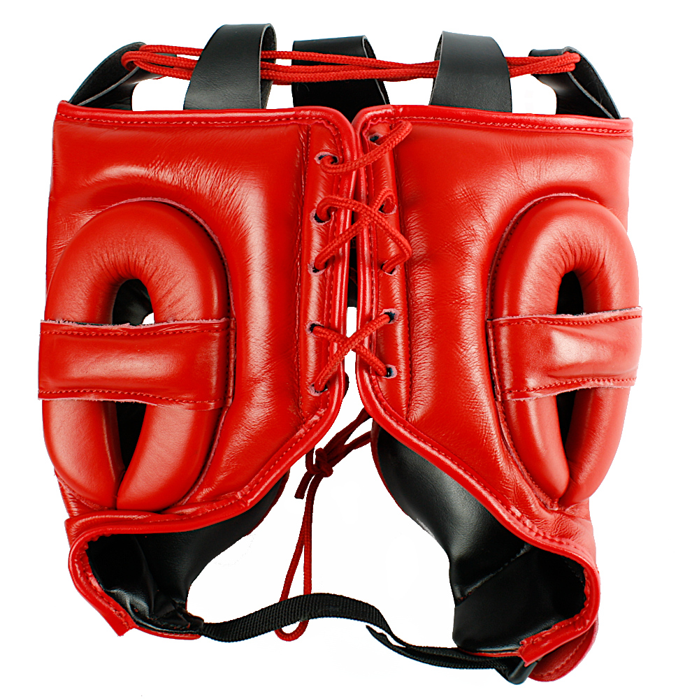 Ultra Head Gear Red 2