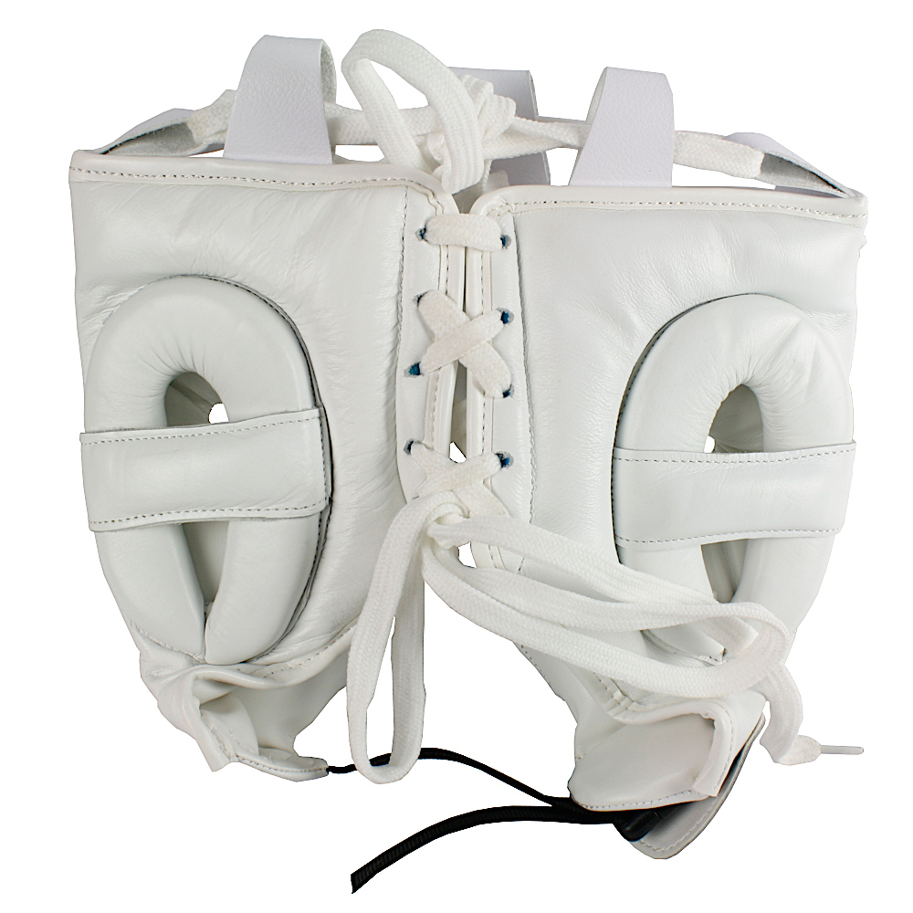 Ultra Head Gear White 2