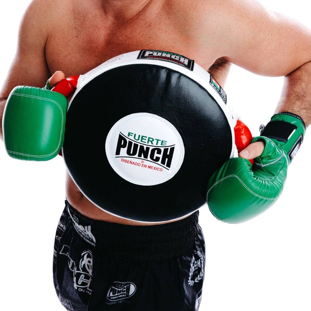 Mexican Round Boxing Shield Online