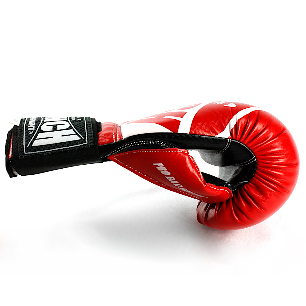 Pro Bag Busters Boxing Mitts Red 3