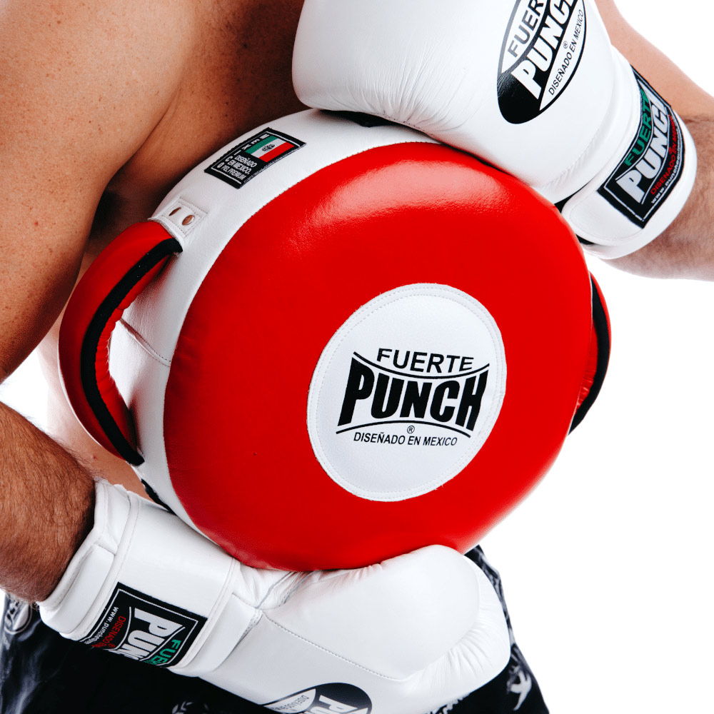 Punch Mexican Boxing Shield