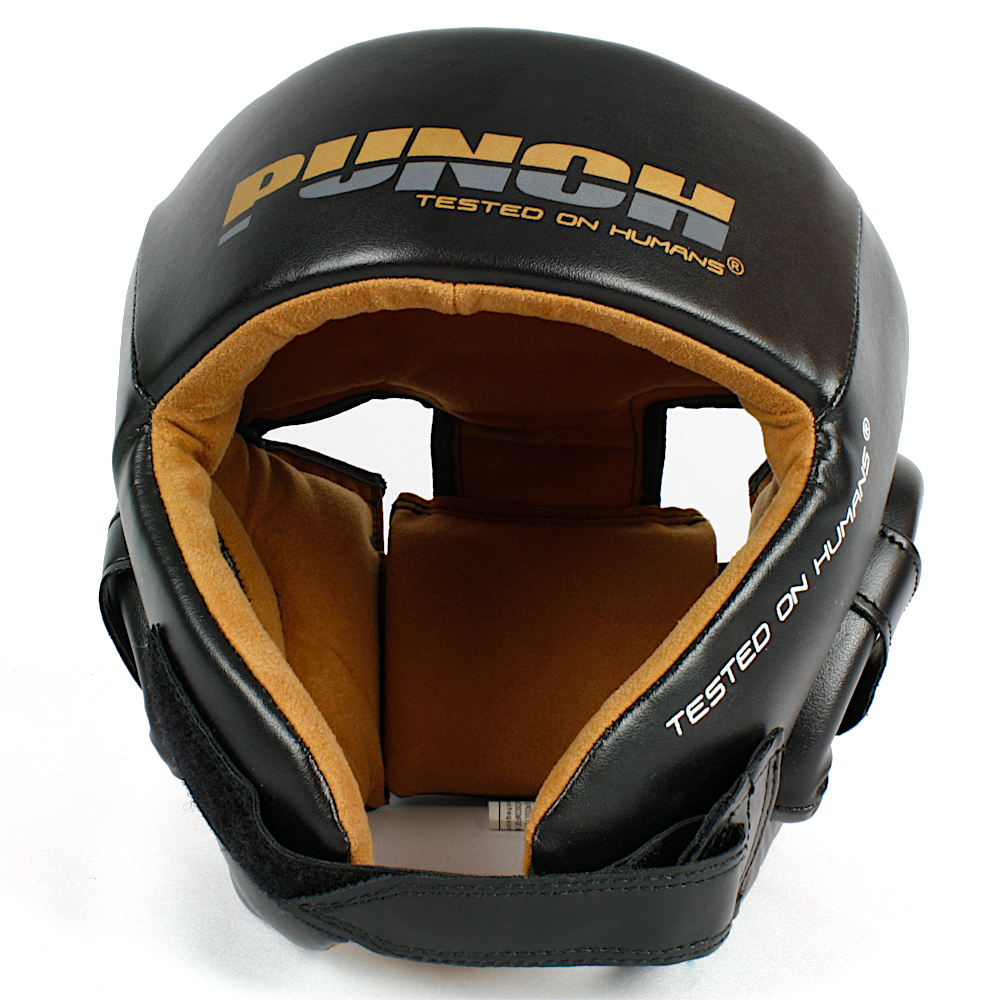 Black Urban Open Face Headgear W V30 2020