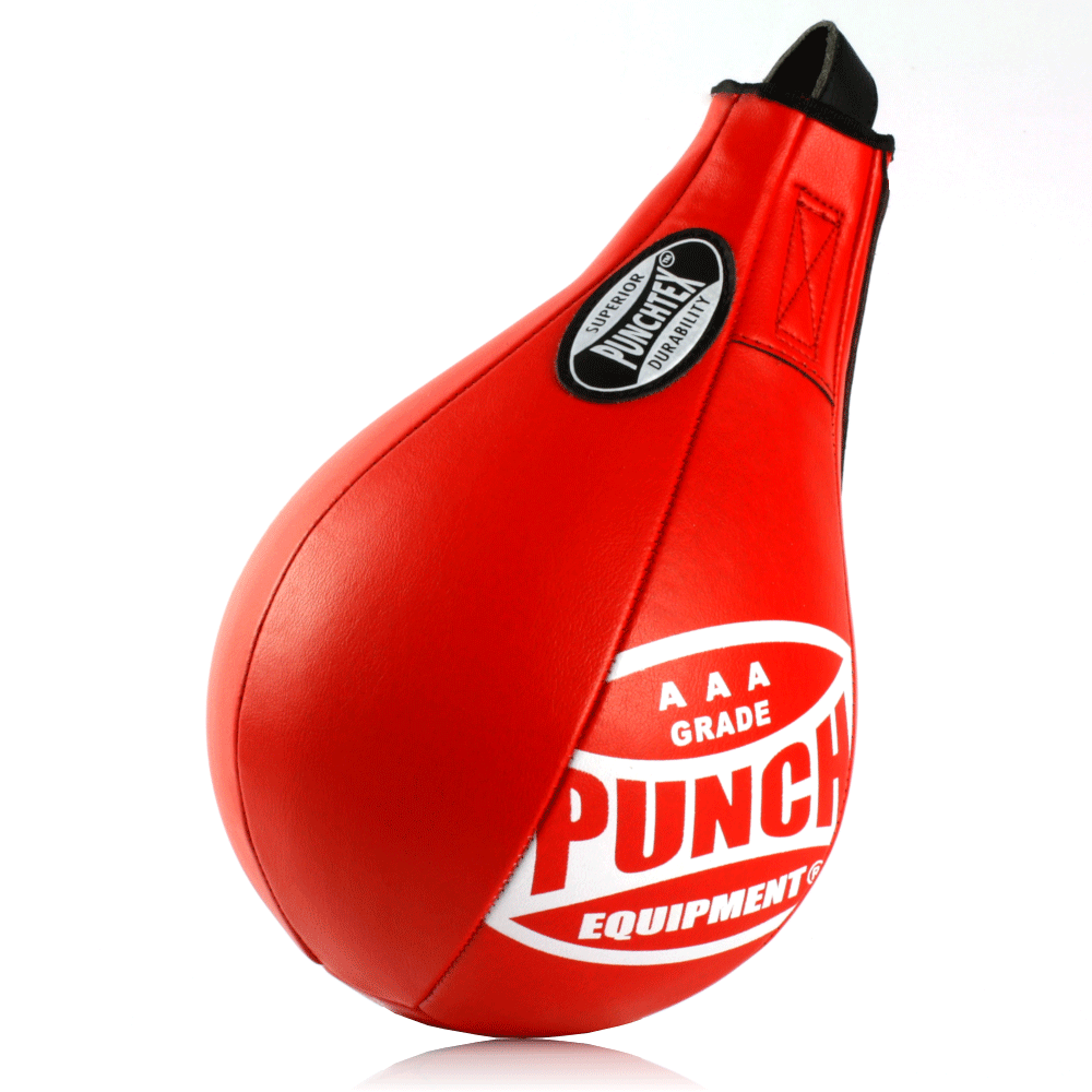 Punch Boxing Speed Ball Tg Red