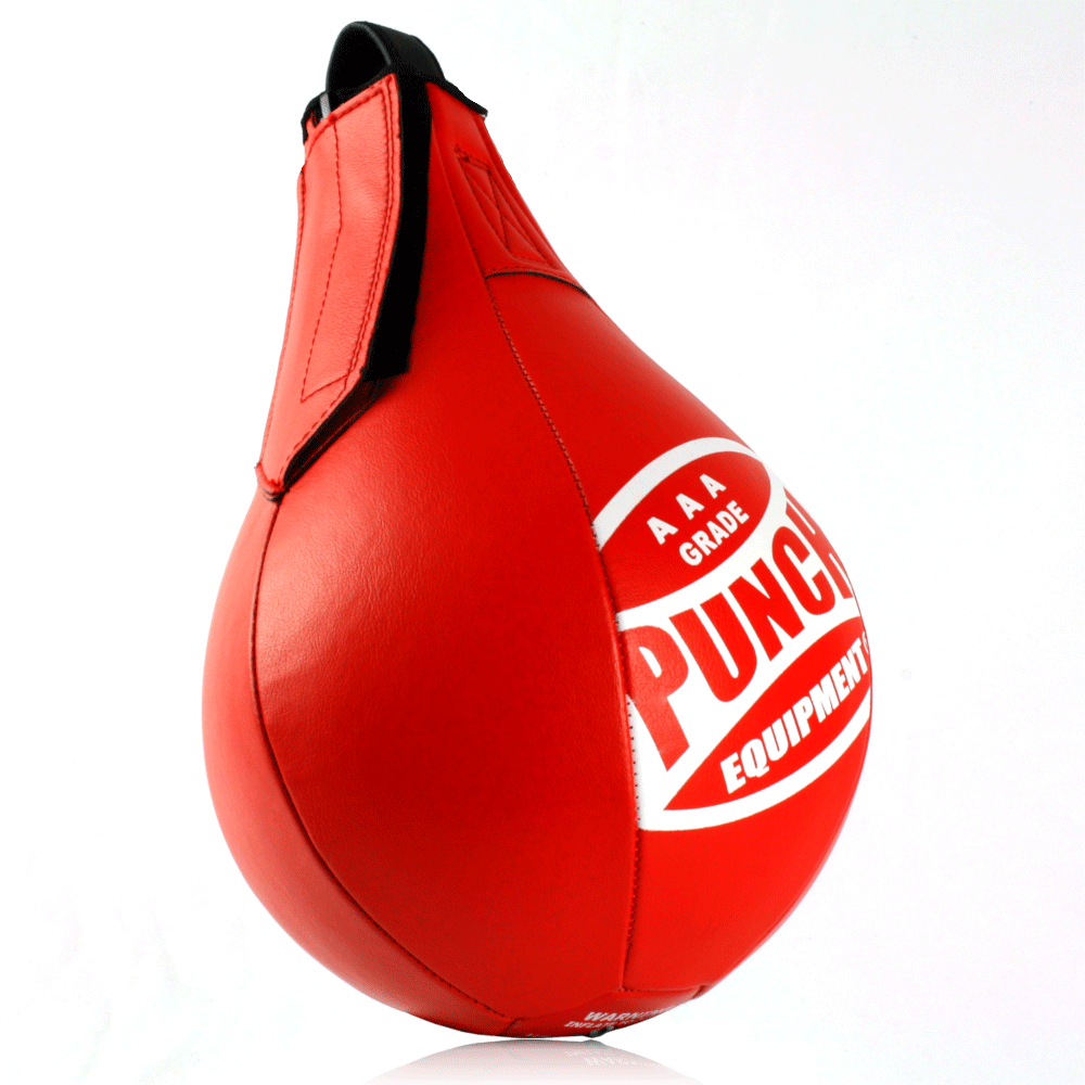 Trophy Getters Boxing Speed Ball Red 3