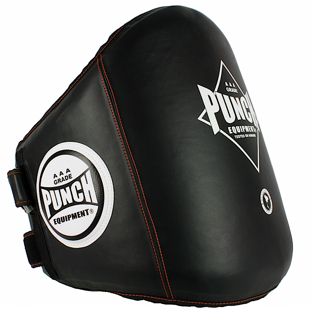 Black Belly Pad Front 1