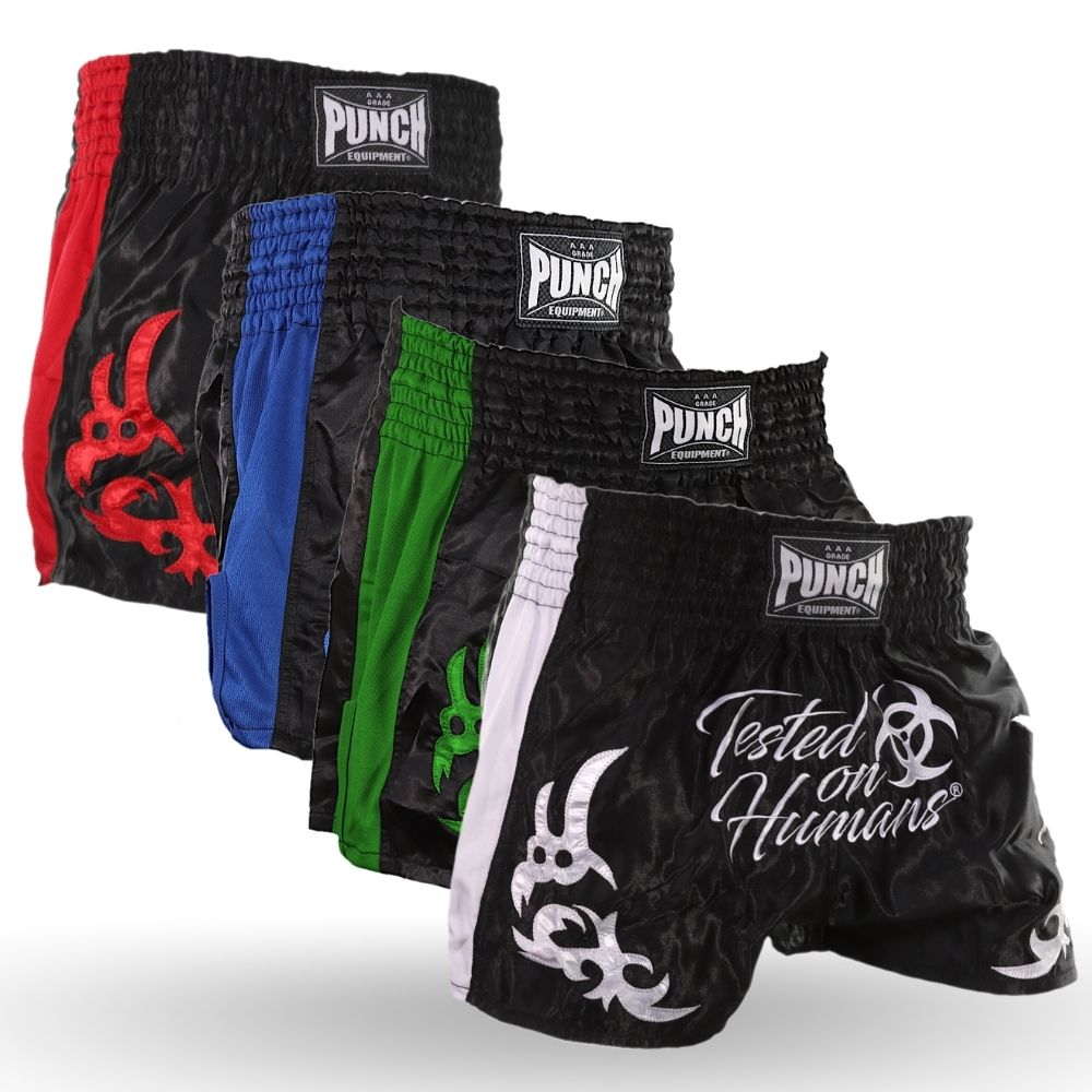 Tested On Humans Thai Shorts